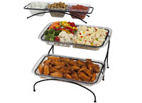Tier Serving Trays and Bowls
