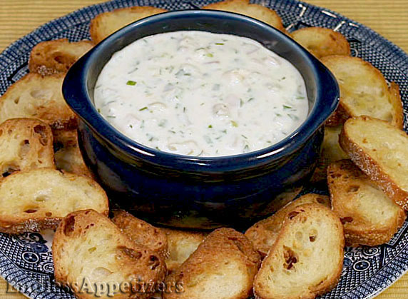 Turkey Artichoke Cheese Dip